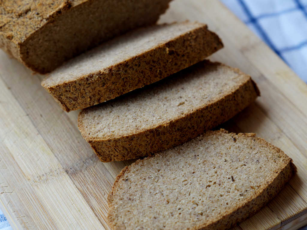 Kruh sa kokosovim brašnom