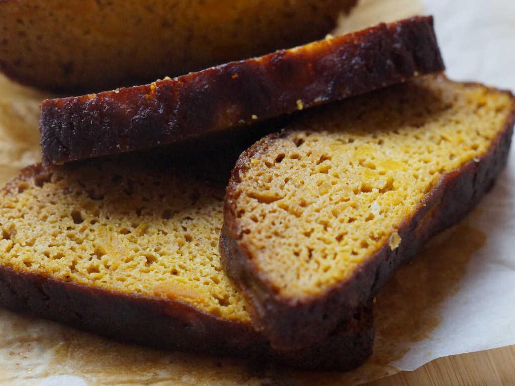 Paleo slatki kruh od bundeve