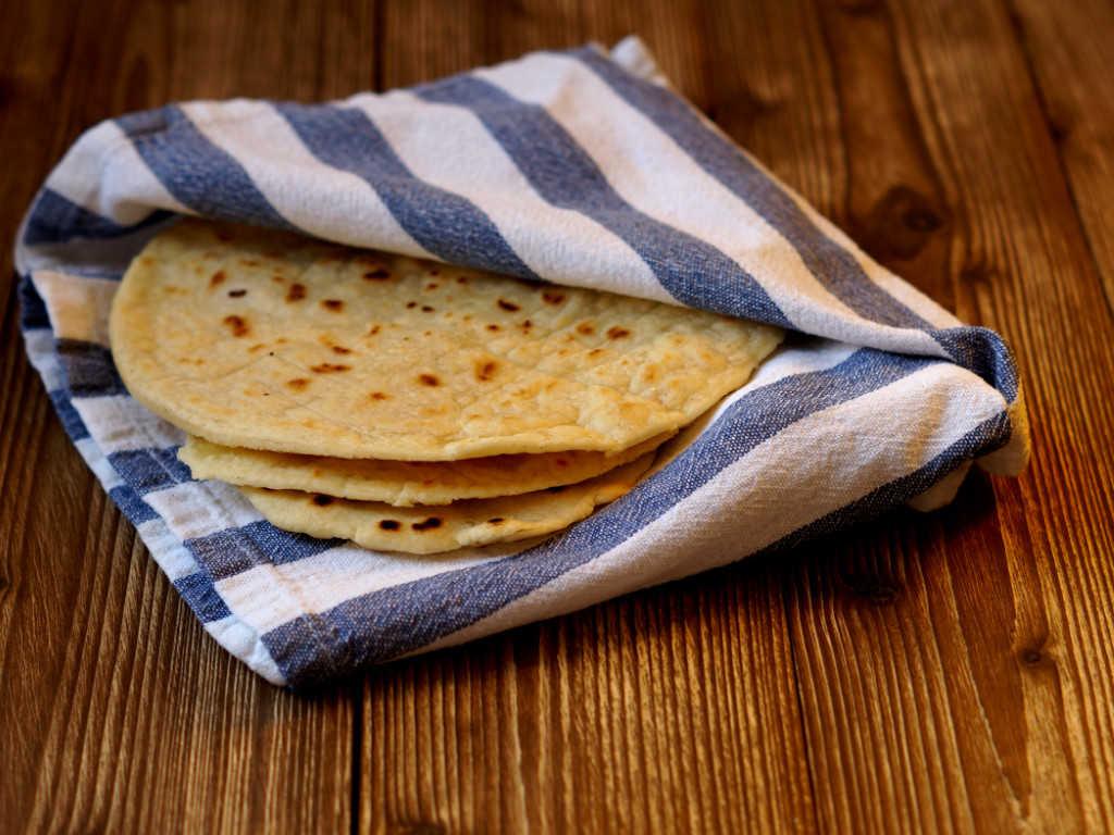 ortilje od bademovog brašna i tapioke