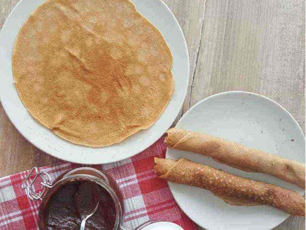 Paleo palačinke sa cassava brašnom